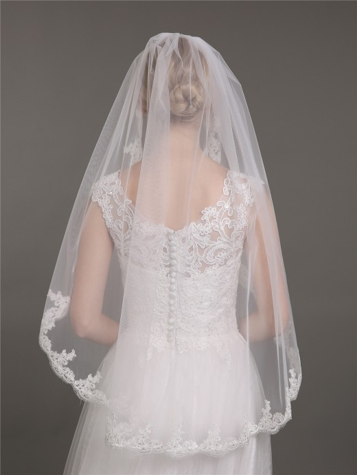 Babaroni Wedding Accessories Veil03 Wedding Dress Accessories Veil03