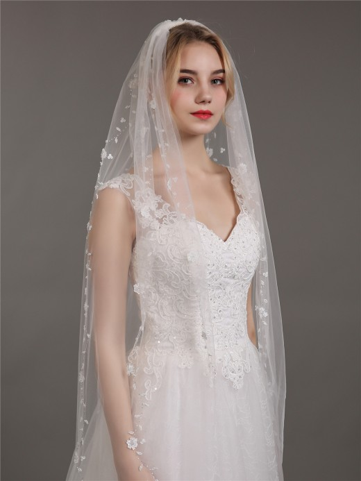 Babaroni Wedding Accessories Veil04 Wedding Dress Accessories Veil04